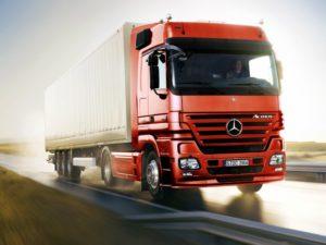 assurance transport camion